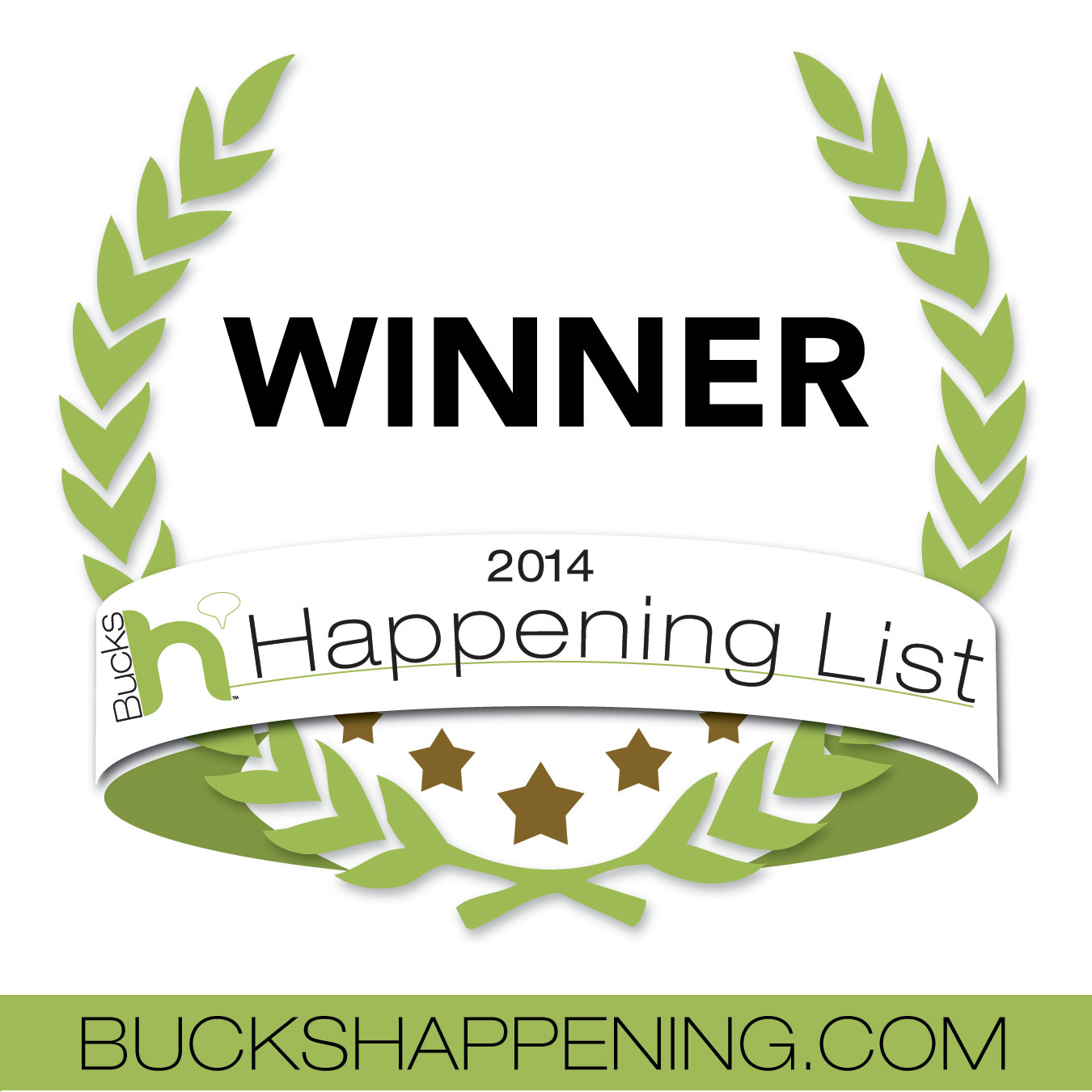 Bucks Happening Accountant Winner
